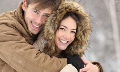 Proteggi la pelle dal freddo